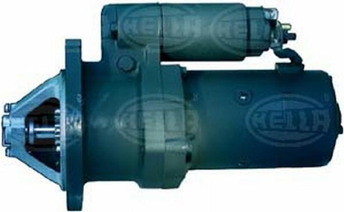 Startmotor utbytes 24V/3,5kW
