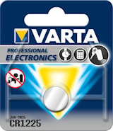 Batteri CR1225 3V litium