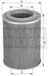 Hydraulikfilter TF