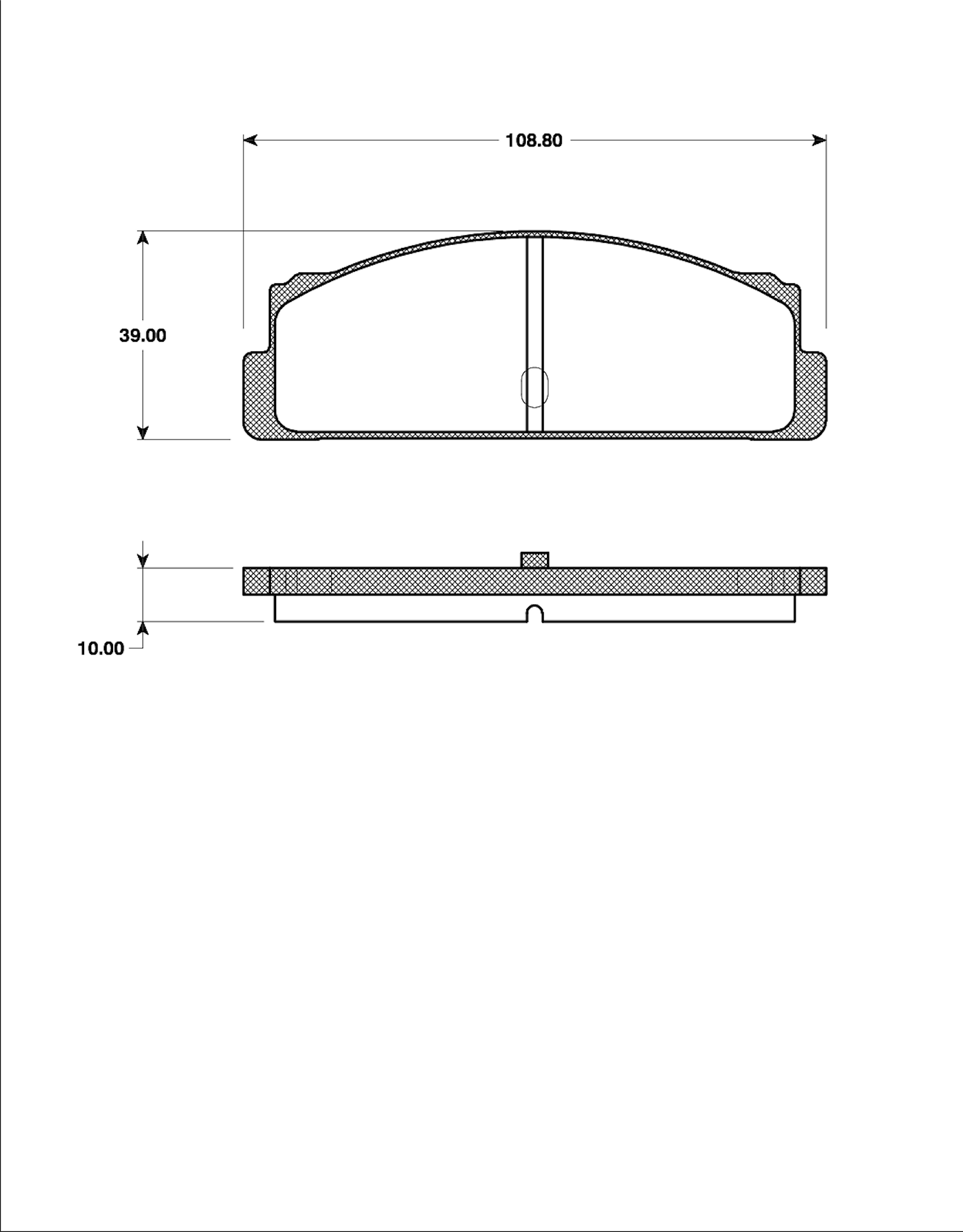 Belägg HP T0609