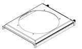 Täckkåpa kondensor