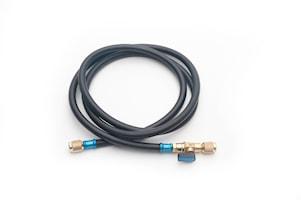 Serviceslang HD blå 180cm
