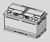 Batteri F17 Blue Dynamic