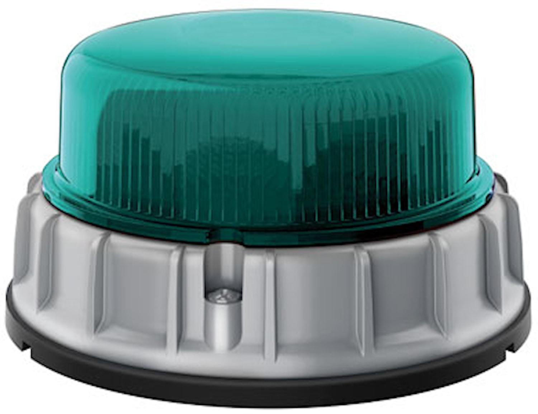Blixtfyr K-LED 2.0 F grön