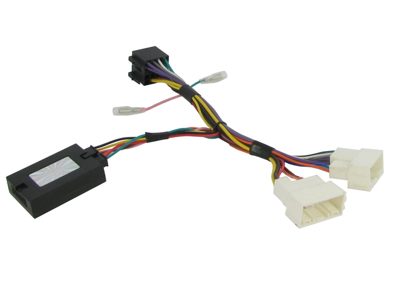 Kit 2-Din + Rattstyrningsint.
