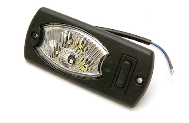 Spotlight 24V G-LED 125x55mm