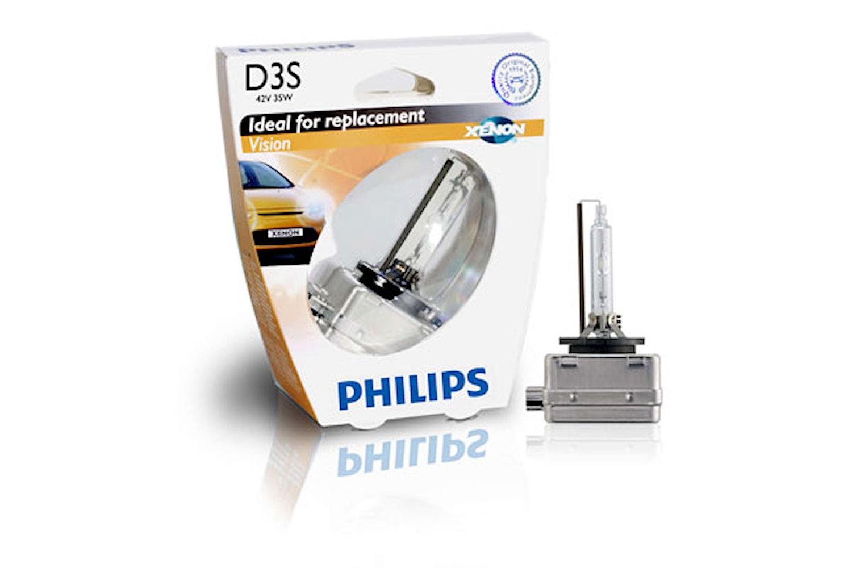 Gasurl.lampa D3S Vision