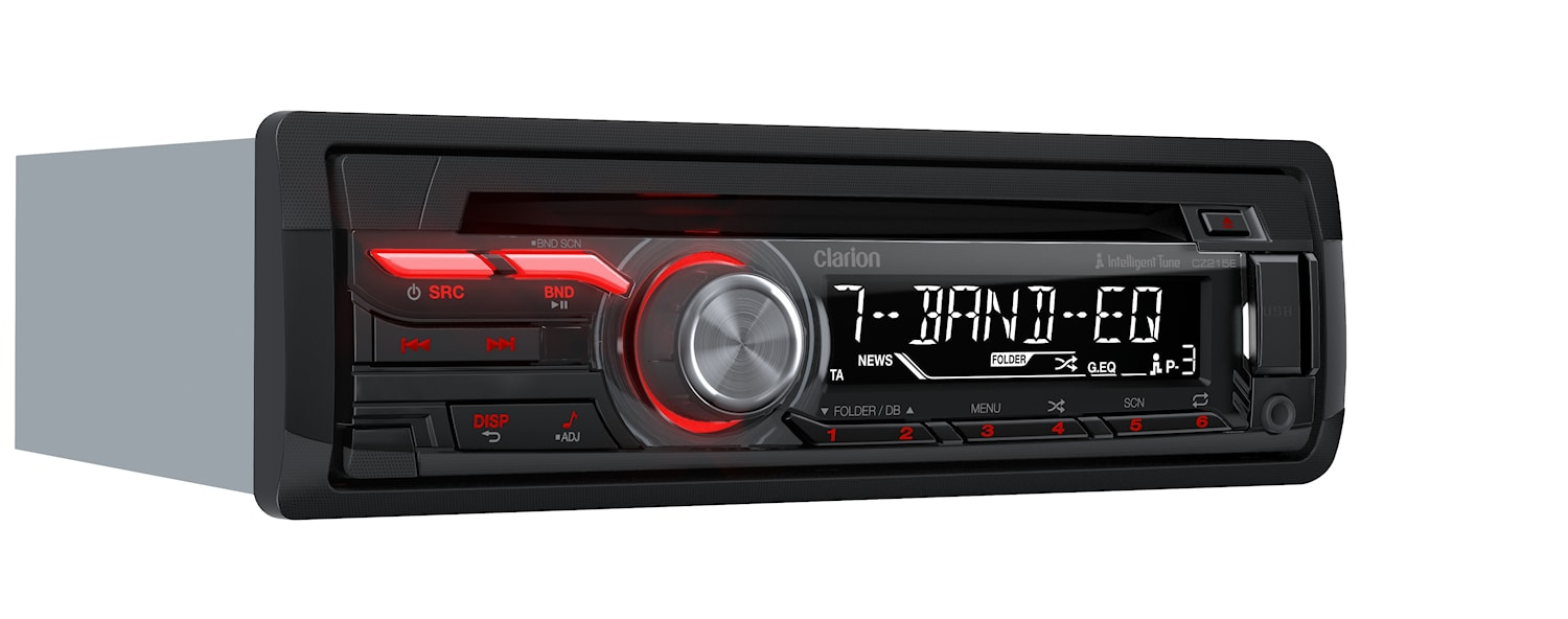 Bilstereo CD MP3 WMA USB