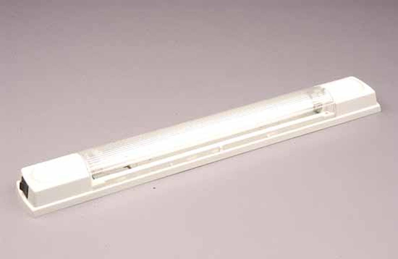 Lysrörsarmatur 24V 8W 438x59mm