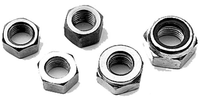 Avgasmutter M10x1,5