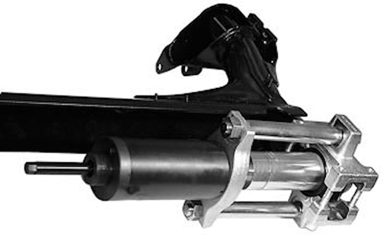 Pressats med hydr. cylinder VW
