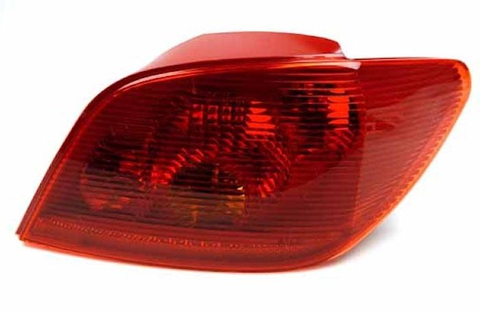 Baklykta hö Peugeot 307