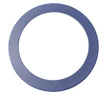 Blå folieskiva reglagepanel