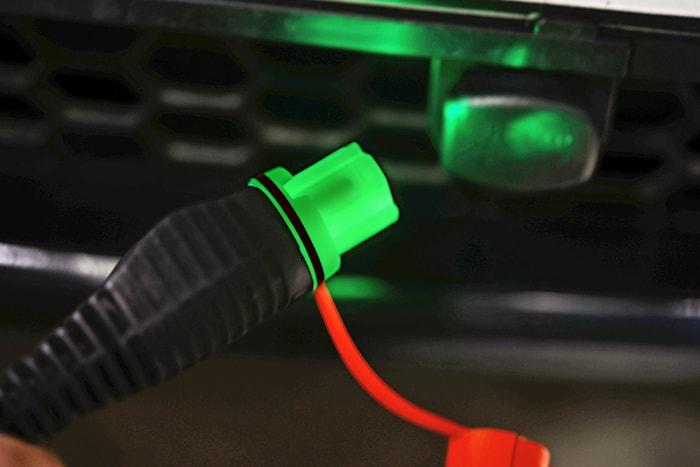 Anslutningskabel MS 2,5 LED
