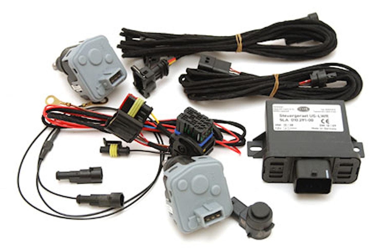 Nivåregl.kit universal