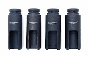Spridarhylssats, 4 delar, mm