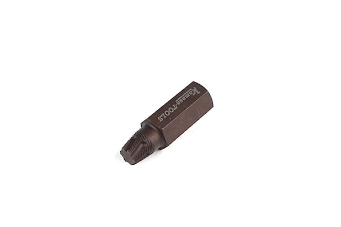 Skruvutdragare, insex/Torx 6mm