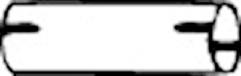 Skarvrör 38x35x110