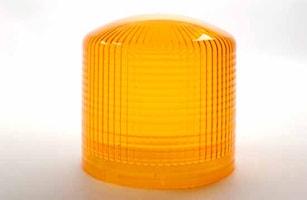Lykthuv gul f varn.fyr KL8000