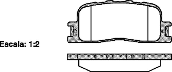 Belägg HP T1413