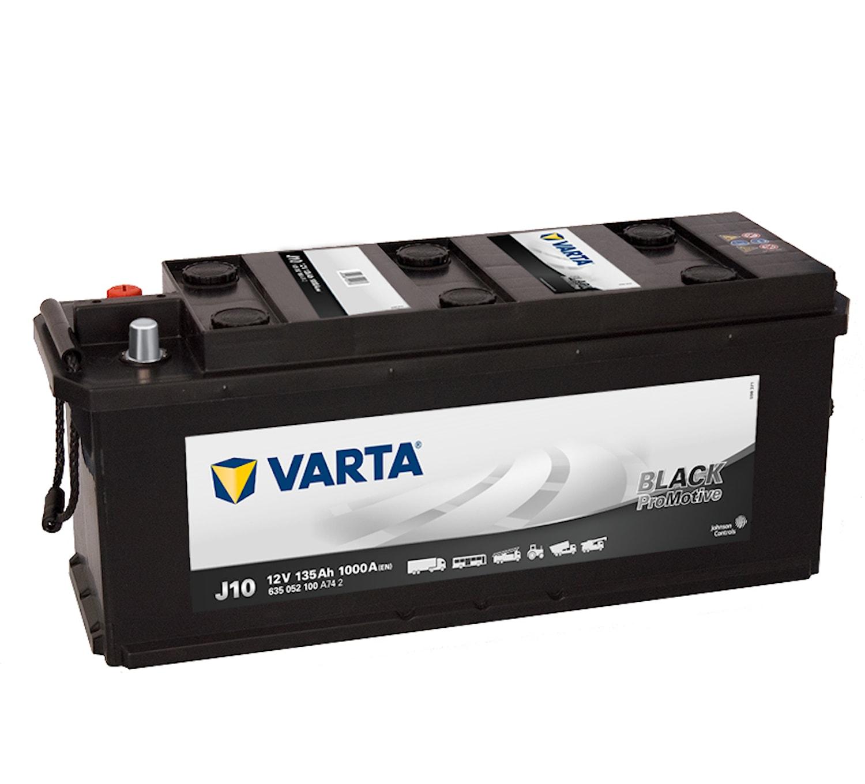 Batteri J10 PRO black HD135