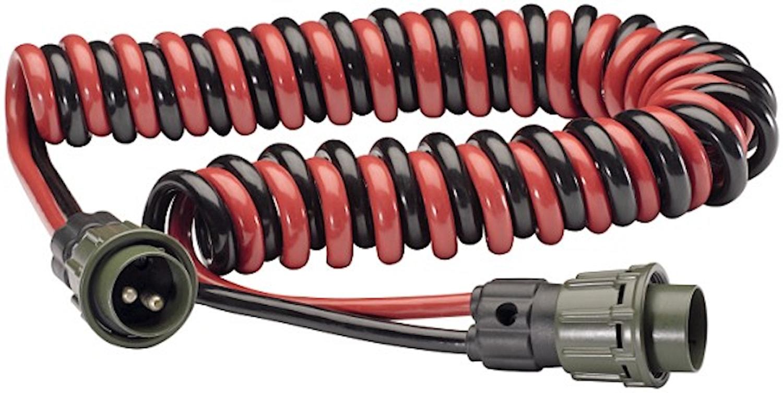 Spiralkabel 2-pol m 2 stickpro