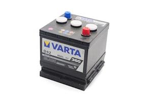 Batteri D42 Black Dynamic 6V