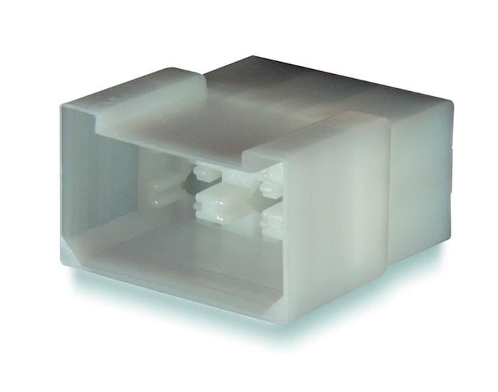 Stiftisolator 6-polig
