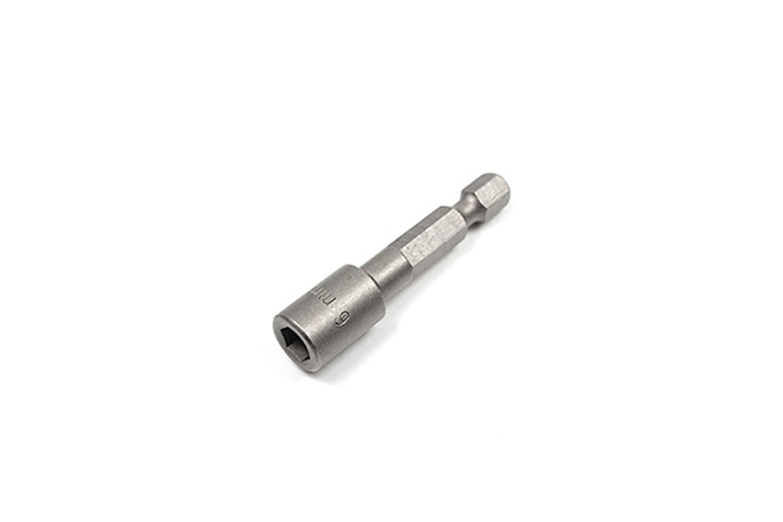 Sexkanthylsa, magnetisk, 6mm