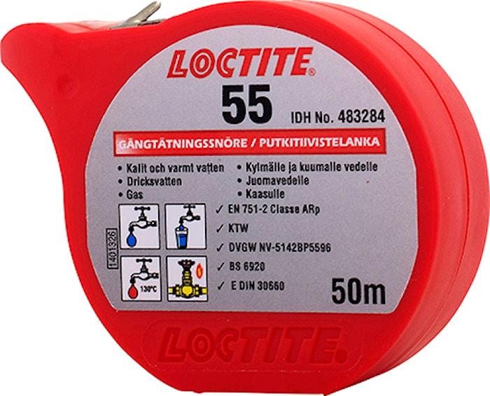 Loctite 55 50 m display