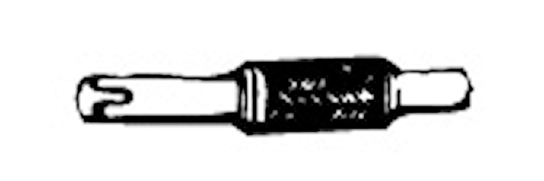 Flexrör 51x54x75x430