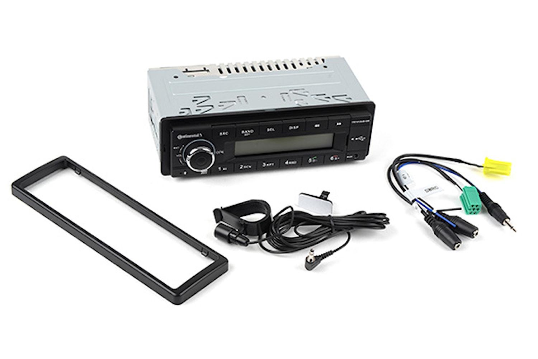 Bilstereo Radio/USB/BT 12V