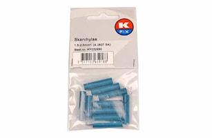 Skarvhylsa 1,5-2,5mm² blå