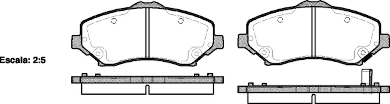 Belägg HP T1807