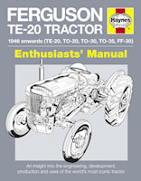 Ferguson TE-20 Traktor Manual