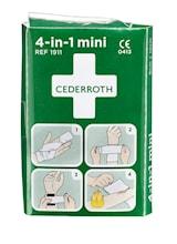 Cederroth 4-IN-1 mini Blodstop