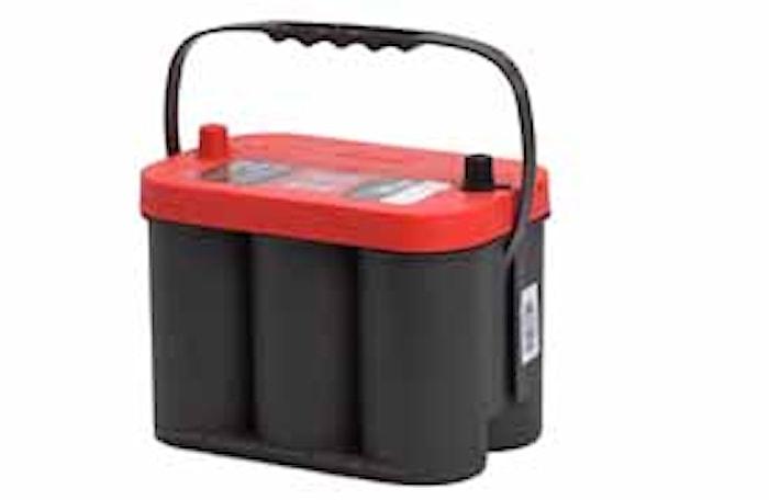 Batteri RTC4.2 RedTop