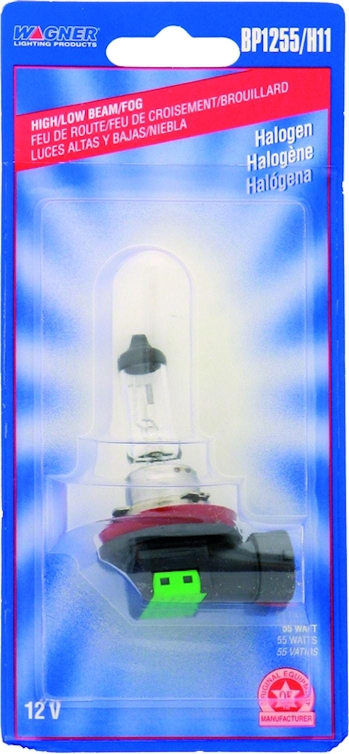 Lampa/styck/halogen/H11