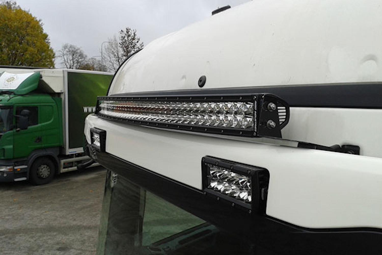 Extraljusramp LED RDS-40 Spot