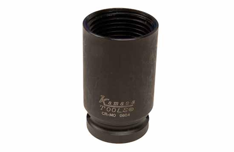 """Krafthylsa 1/2"""" skärande 26 mm"""