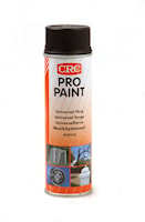 CRCProPaint svart matt 500ml