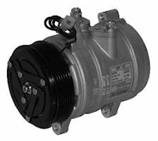 Kompressor 12V SP10 Poly V6