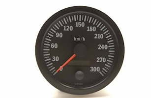 Hastighetsmätare Vision