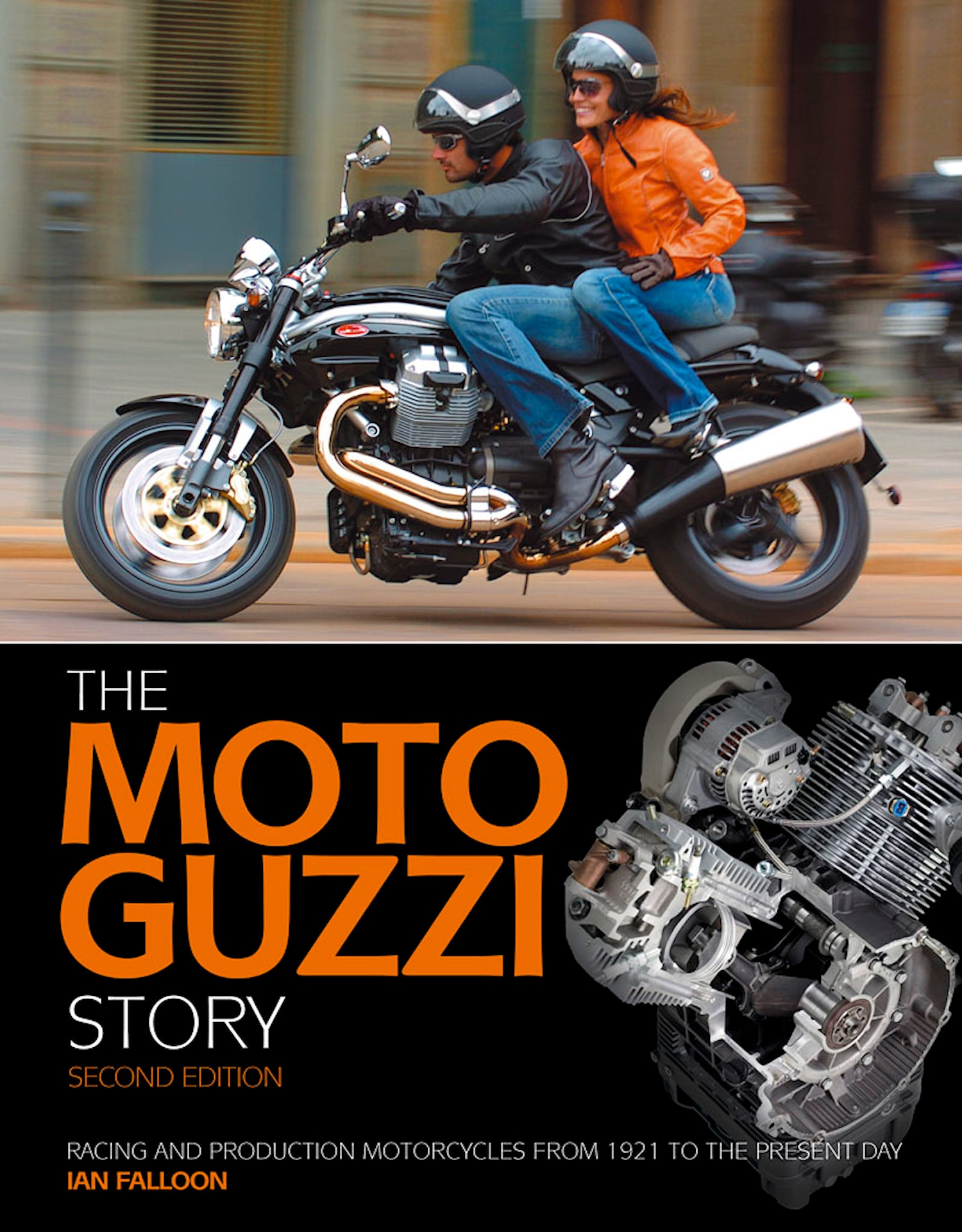 The Moto Guzzi Story 2nd editi