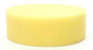 Polerrondell Gul 150 mm
