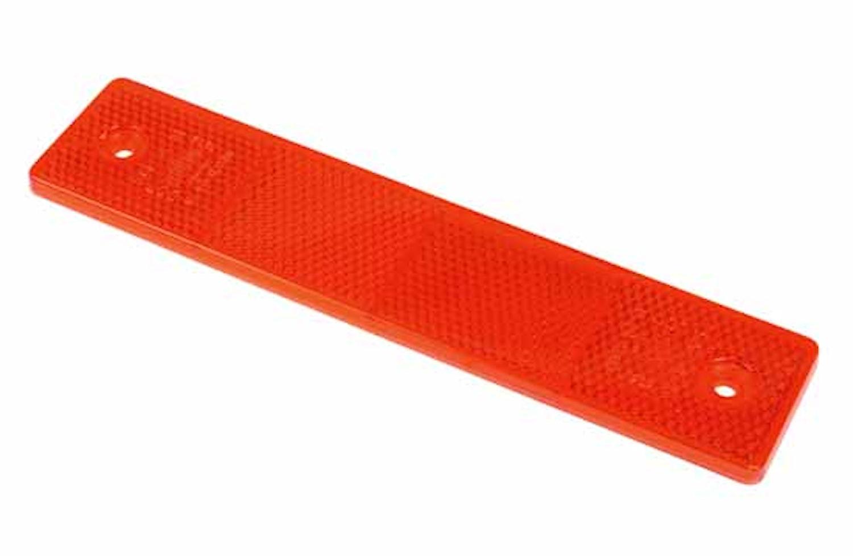 Reflex röd 180x40mm
