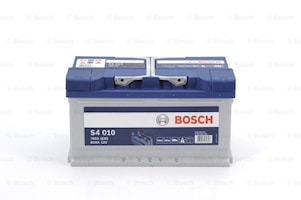 Batteri S4 010 Bosch 80Ah