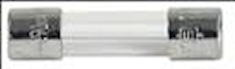Glasrörsäkr. 5x20 S, 2/4/5A