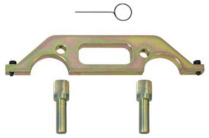 Låsverktygssats Opel 2.2 16V