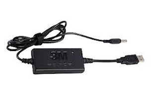 FR09 Laddare USB 2,4V NiMH